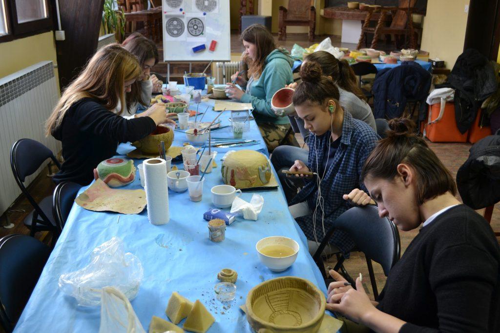 Radionice keramika 1